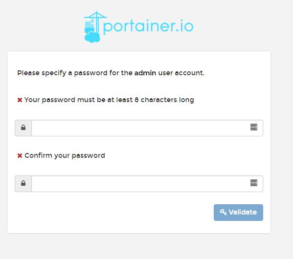portainersetpassword