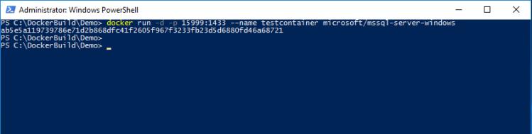 run-container