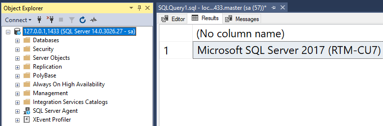 SQL Server in Kubernetes on Docker for Windows | DBA From The Cold