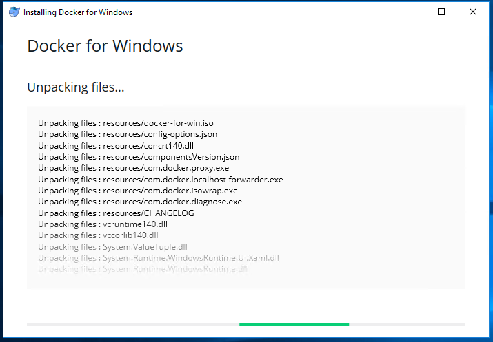 Running SQL Server 2019 CTP in a Docker container | DBA From